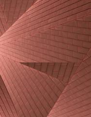 Moderne Schieferarchitektur