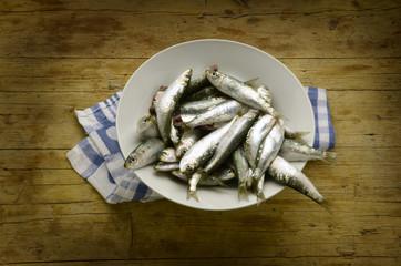 Oily fish Pesce azzurro Pescado azul Poisson Mercurio Mercury