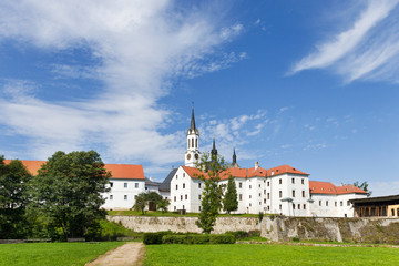 Vyssi Brod monastery, South Bohemia, Czech republic