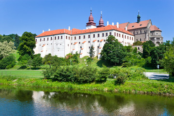 Basilica and castle (UNESCO), Trebic, Czech republic