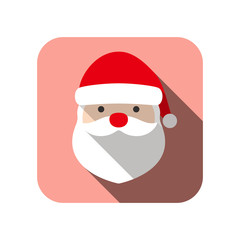 Christmas flat icon design