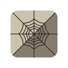 Halloween flat icon design