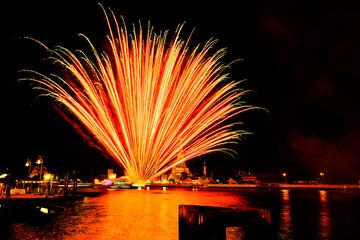 Fireworks, Wat Arun ,Thailand