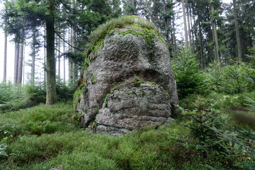 Steinformation Jabba