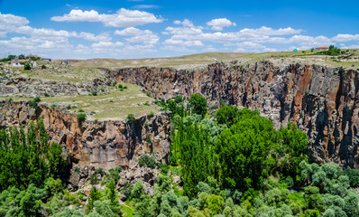 Ihlara Valley , Aksaray province , Turkey