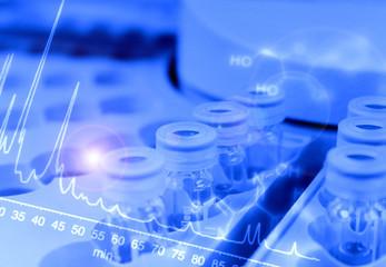 研究イメージ 化学 機器分析