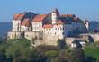 Hauptburg von Burghausen / Bayern / Deutschland - 72860359