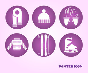 Winter sport clothing