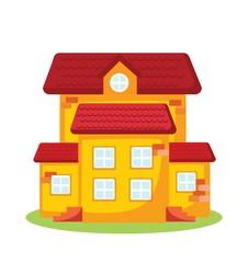 Мультфильм икона дома