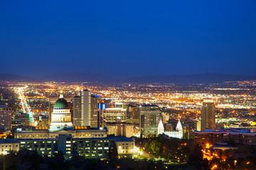 Salt Lake City overview