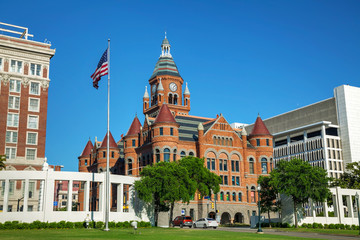 Old Red Museum of Dallas County History & Culture