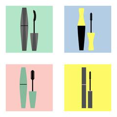 mascara icons