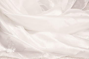 Wedding Gown Texture