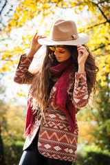 autumn fashion look