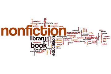 Nonfiction word cloud