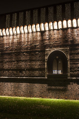 Castello Sforzesco in Milano