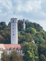 Ravensburg - Blick auf Mehlsack und Veitsburg