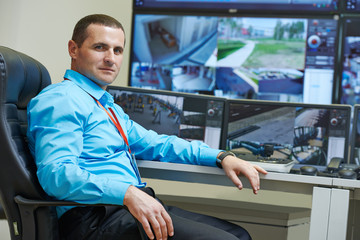 Security video surveillance chief