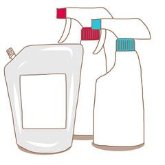 掃除洗剤セット