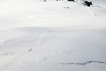 Acclimatization to the rocks Lenz when climbing Elbrus