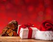 canvas print picture - weihnachtsgeschenk