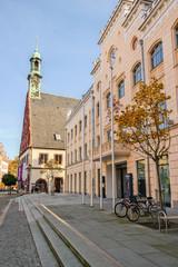Zwickau Rathaus,Gewandhaus