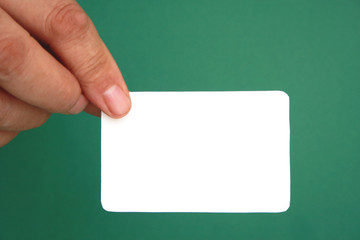 beyaz kart