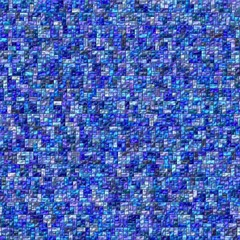 Blue abstract fantasy glass tiles texture