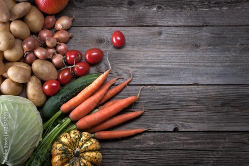 Aluminium Groenten Gemüse