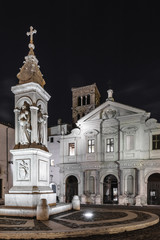 BasilicaSt. Bartholomew on the Island, Tiber Island, Rome