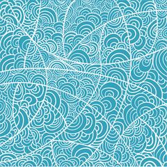 Absrtrack blue background in vector