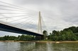 canvas print picture - Raiffeisenbrücke