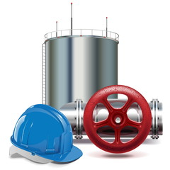 Vector Oil Industry