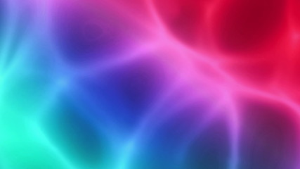 underwater caustic random rinbow color background