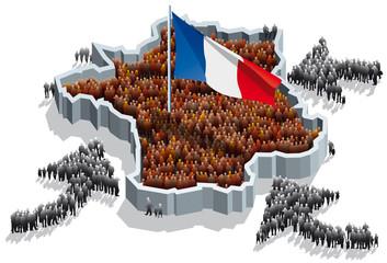 France - Immigration et rempart