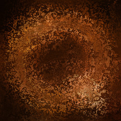 Rusted abstract background