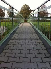 Brücke über den Loisachkanal
