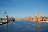 Gdynia shipyard