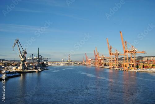 Gdynia shipyard - 72886373