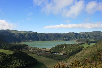 Azoren - Sao Miguel - Lagoa das Furnas2