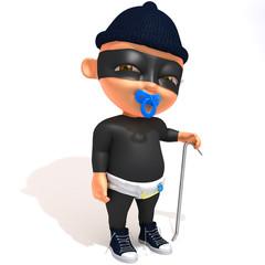 Baby Jake thief