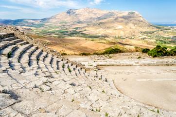 Greek Theatre of Segesta