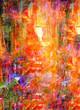 Leinwandbild Motiv Original Oil Painting