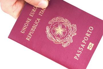 Hand over the passport