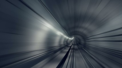 Subway Tunnel, fast