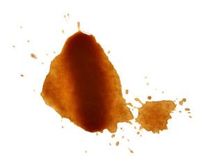 coffee stain fleck drink beverage