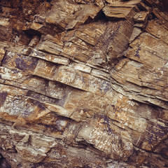 Rock background.  Natural stone wall texture
