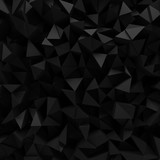 Fototapety Displaced 3d triangular background