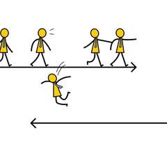 Choosing path