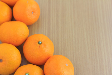 fresh raw orange